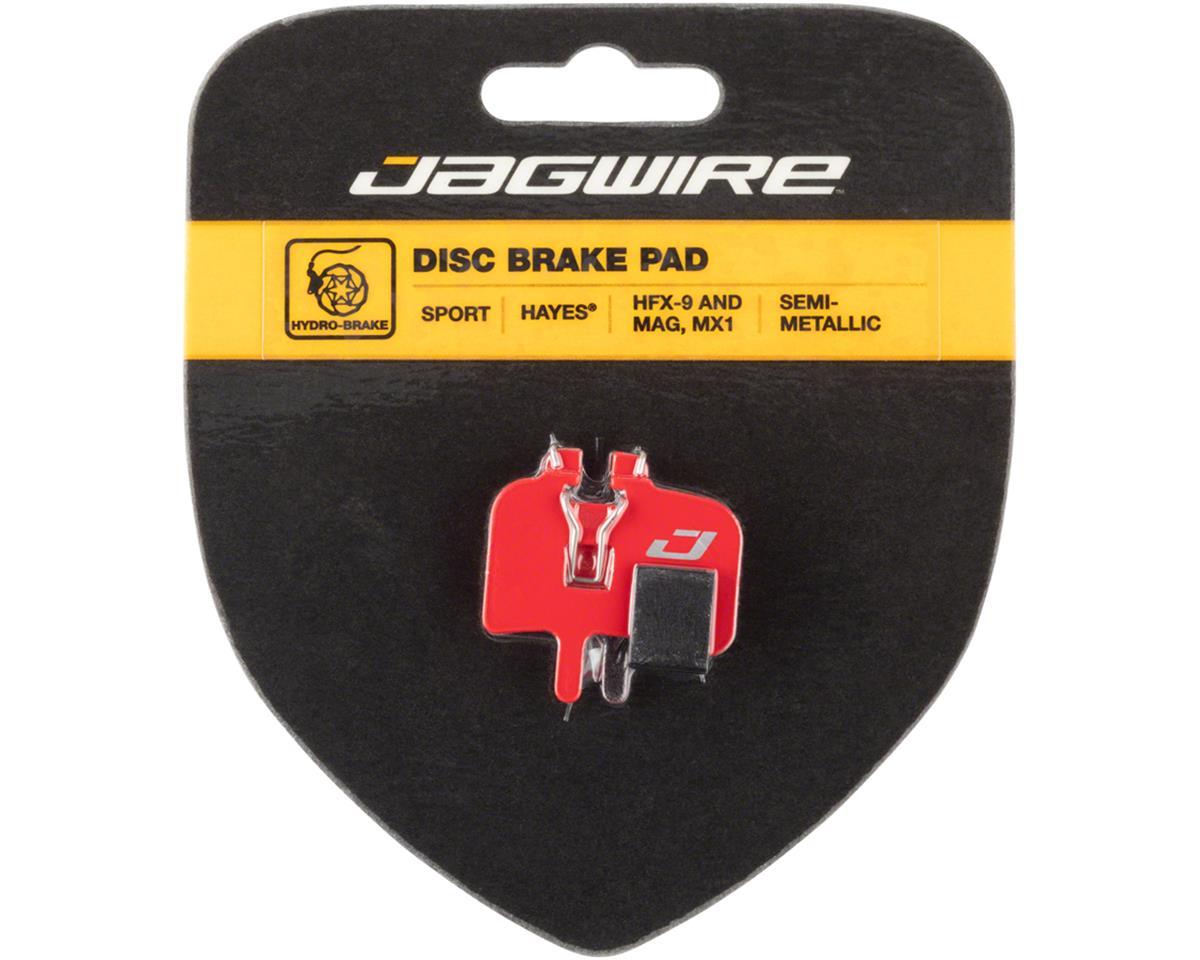 Mountain Sport Semi-Metallic Disc Brake Pads for Hayes HRX-Mag Series, H