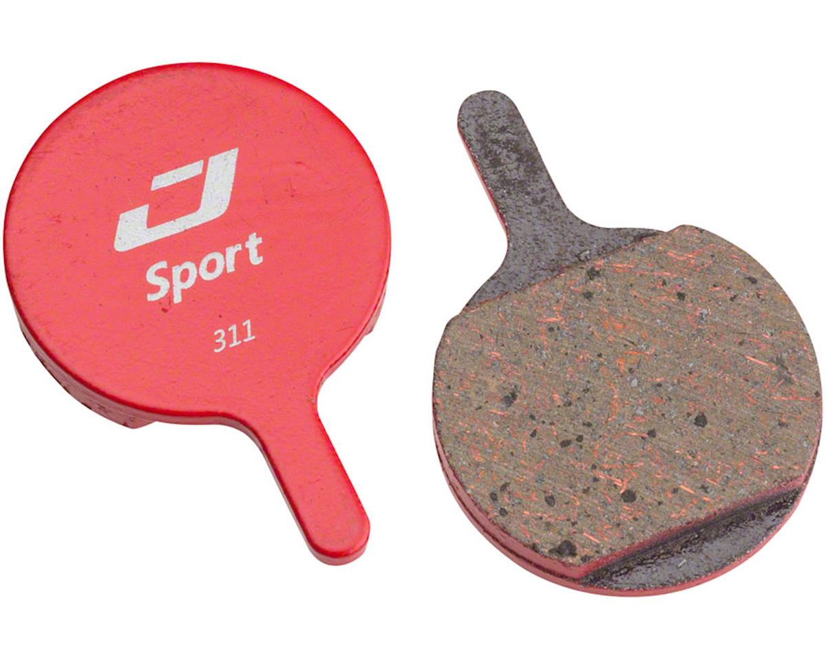 Jagwire Mountain Sport Semi-Metallic Disc Brake Pads for Magura Clara 2000, Loui