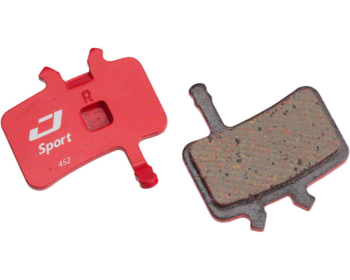 Jagwire Mountain Sport Semi-Metallic Disc Brake Pads for Avid BB7, All Juicy Mod