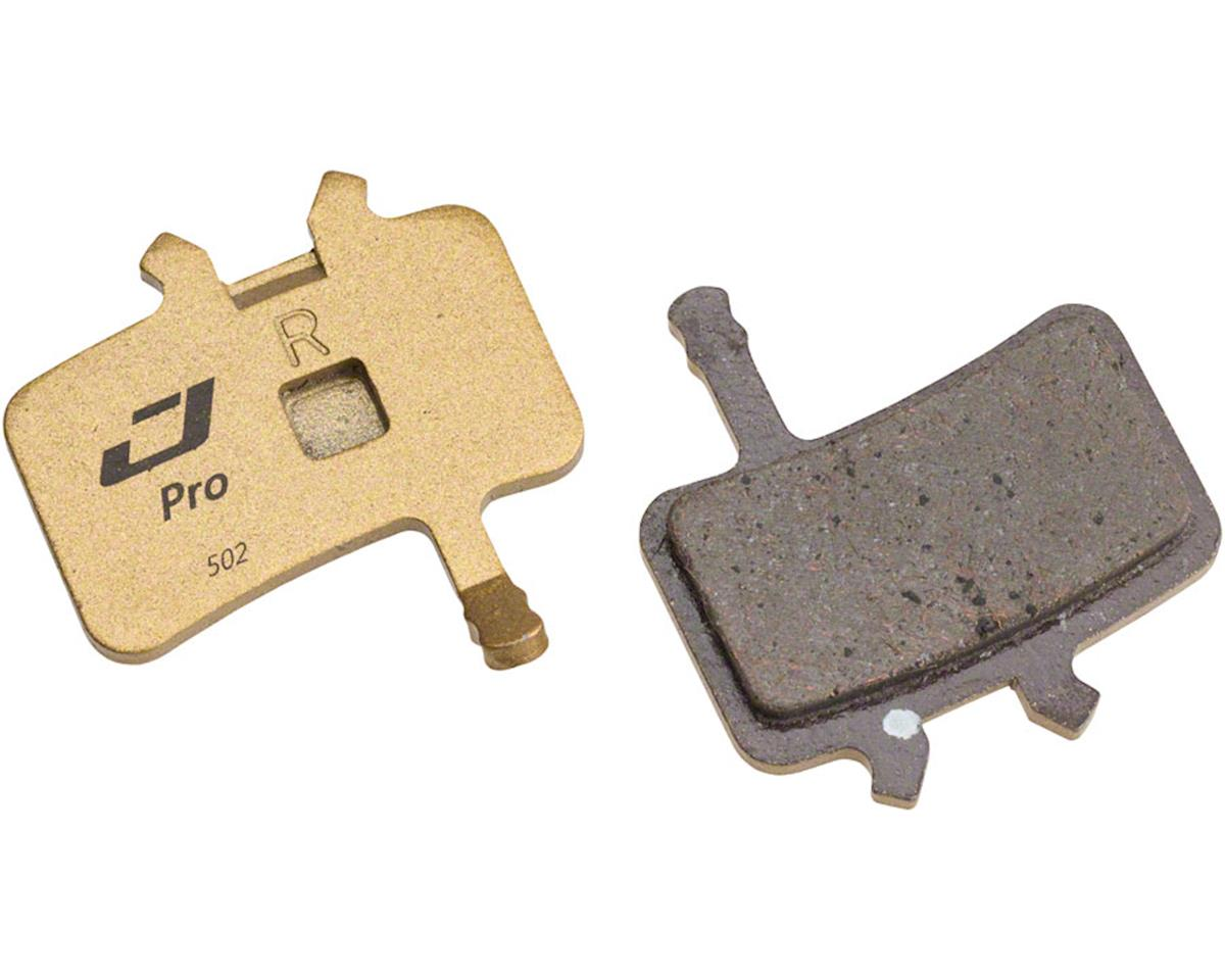 Jagwire Mountain Pro Alloy Backed Semi-Metallic Disc Brake Pads for Avid BB7, Al
