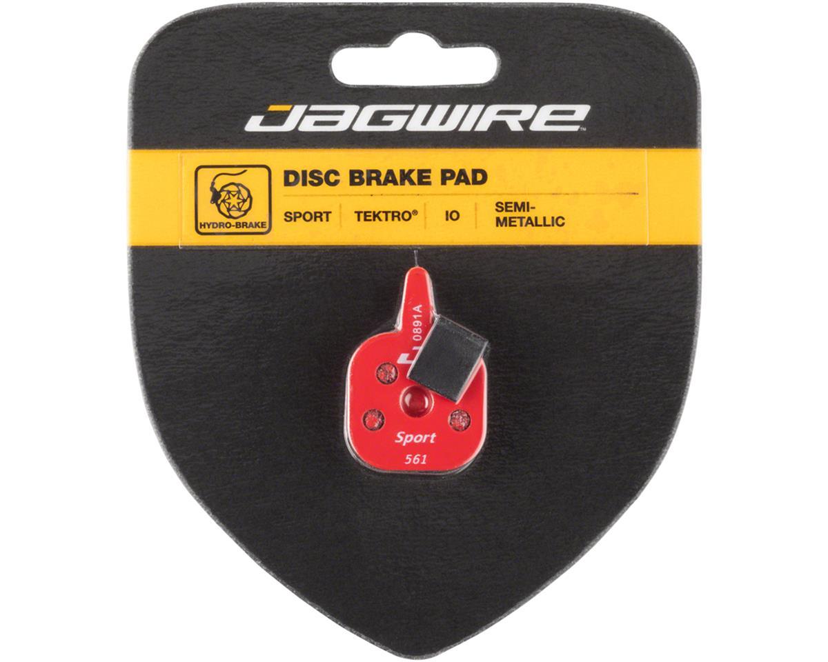 Jagwire Mountain Sport Semi-Metallic Disc Brake Pads for Tektro Io