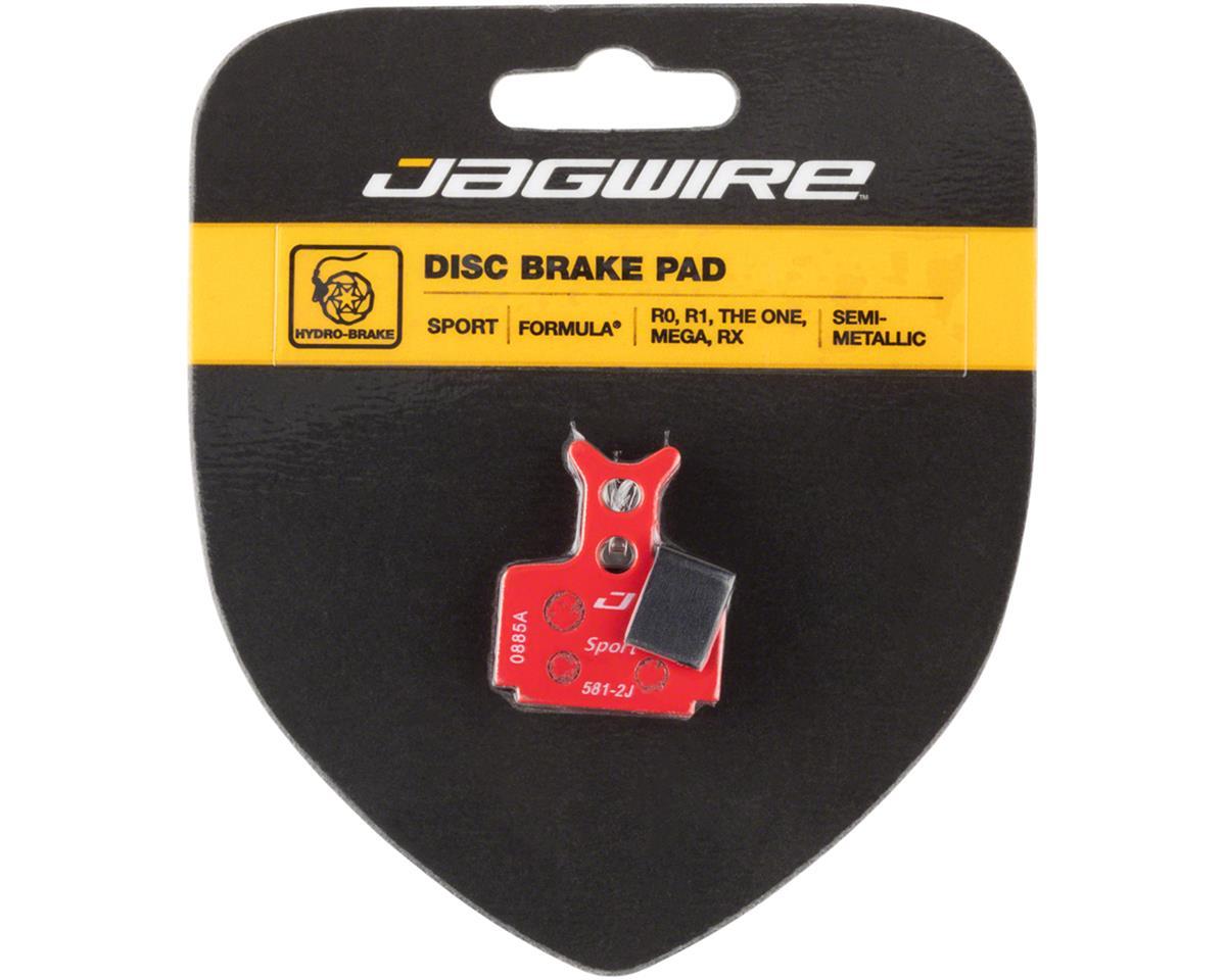 Mountain Sport Semi-Metallic Disc Brake Pads for Formula T1, R1, RX, Meg