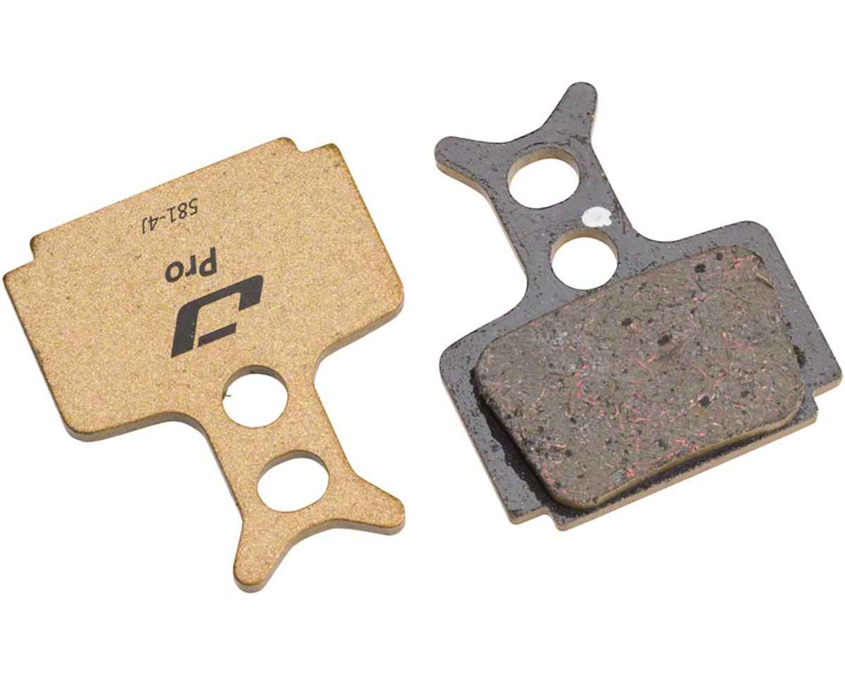 Jagwire Mountain Pro Alloy Backed Semi-Metallic Disc Brake Pads for Formula T1,