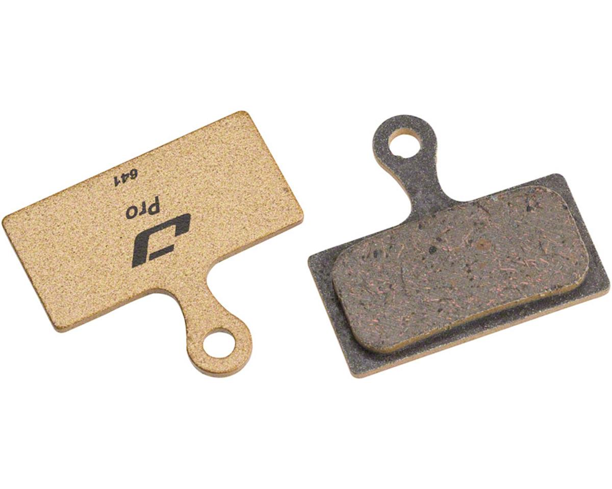 Jagwire Pro Semi-Metallic Disc Brake Pads for Shimano M9000, M9020, M985, M8000,