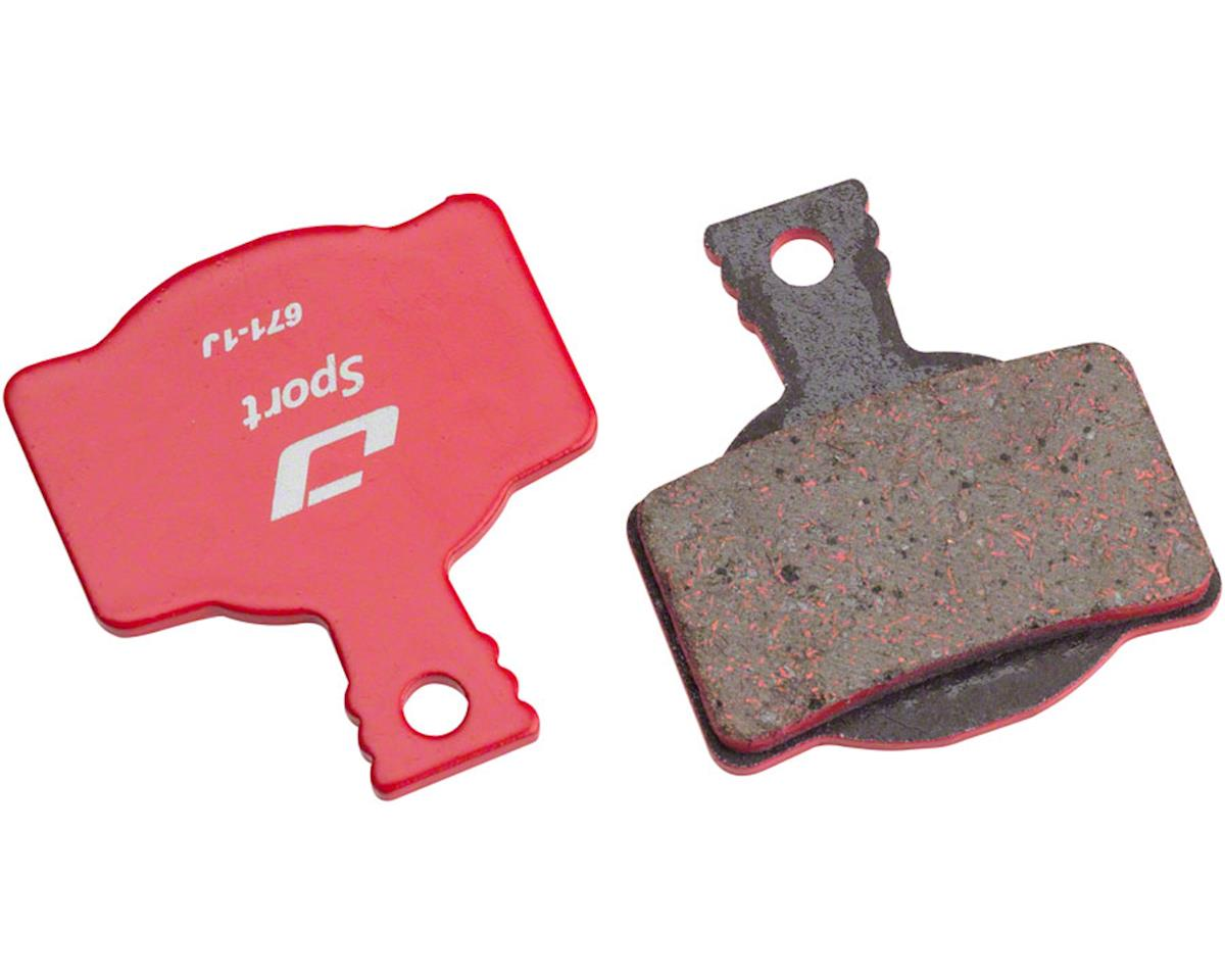 Jagwire Mountain Sport Semi-Metallic Disc Brake Pads for Magura MT8, MT6, MT4, M | relatedproducts