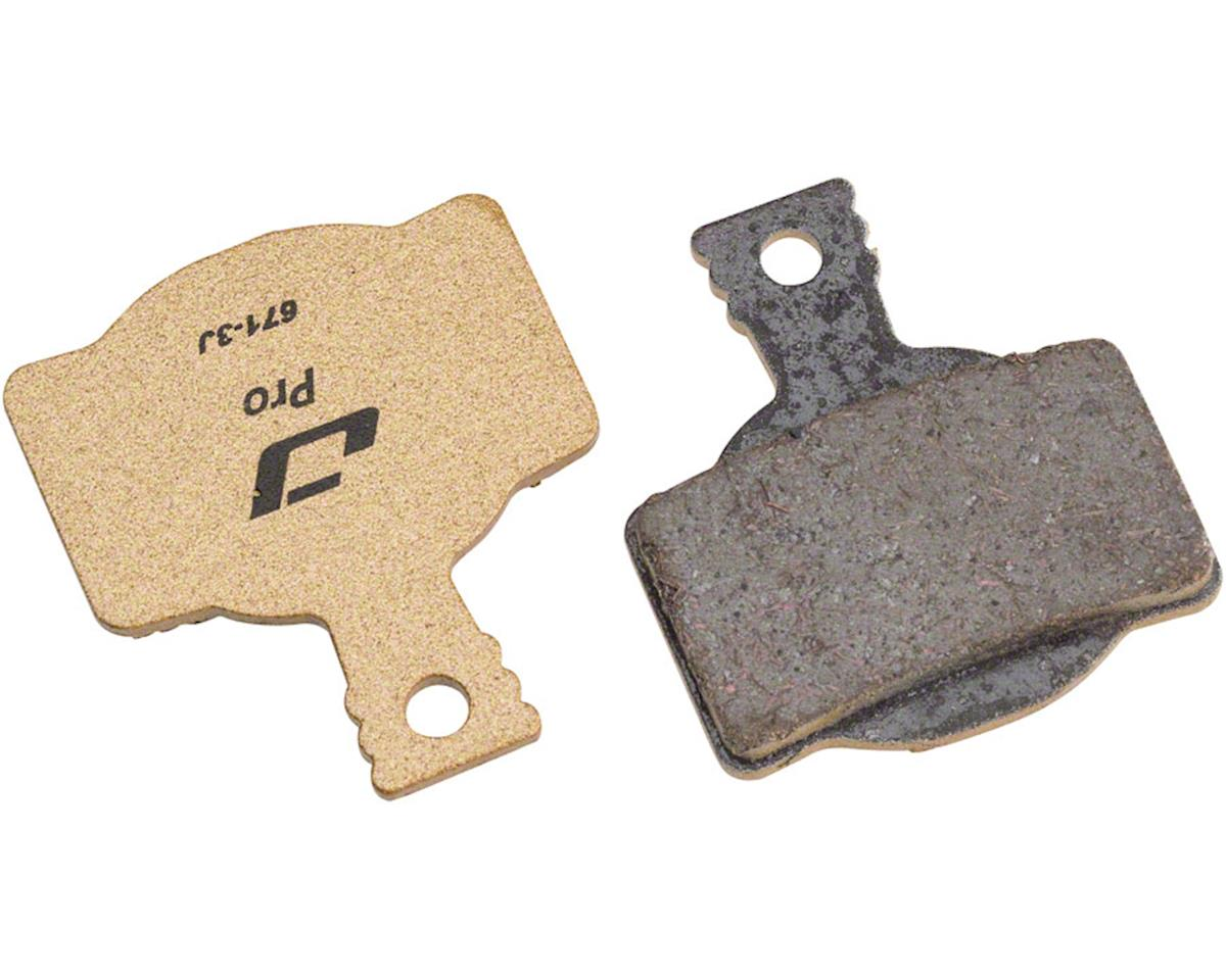 Jagwire Mountain Pro Alloy Backed Semi-Metallic Disc Brake Pad Magura MT8, MT6,