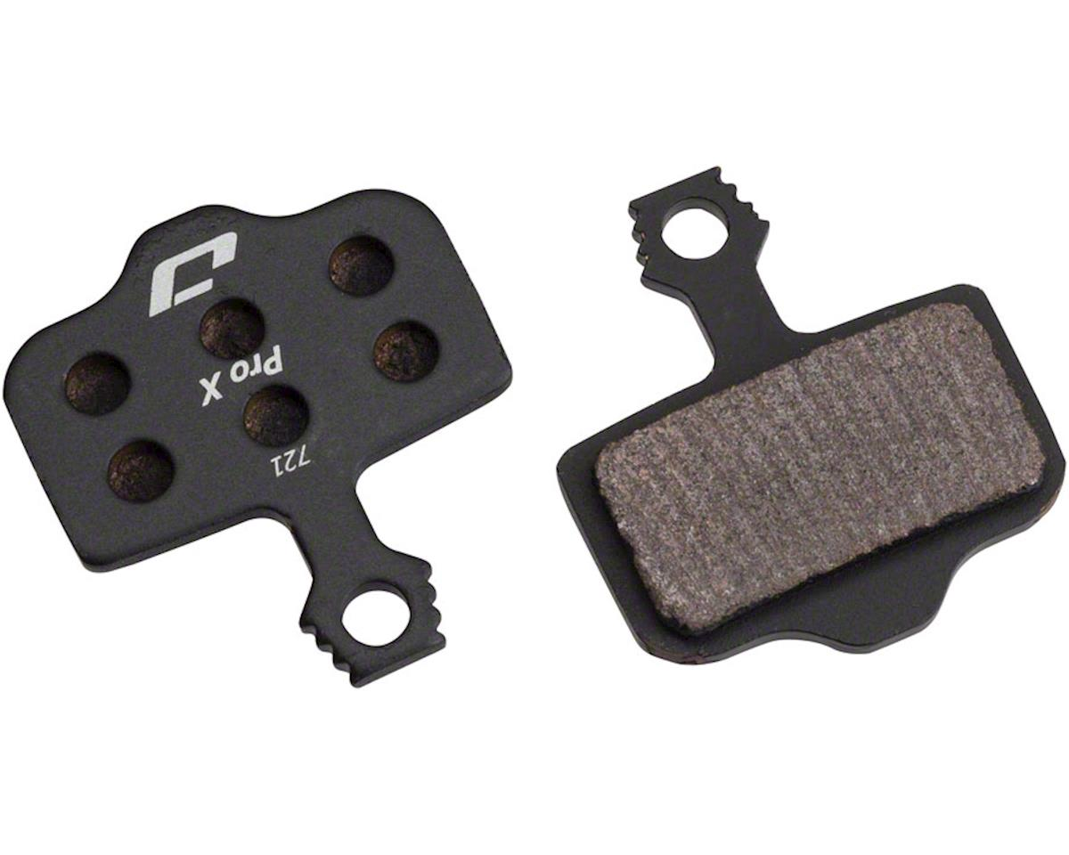 Jagwire Mountain Pro Extreme Sintered Disc Brake Pads for Avid Elixir R, CR Mag,