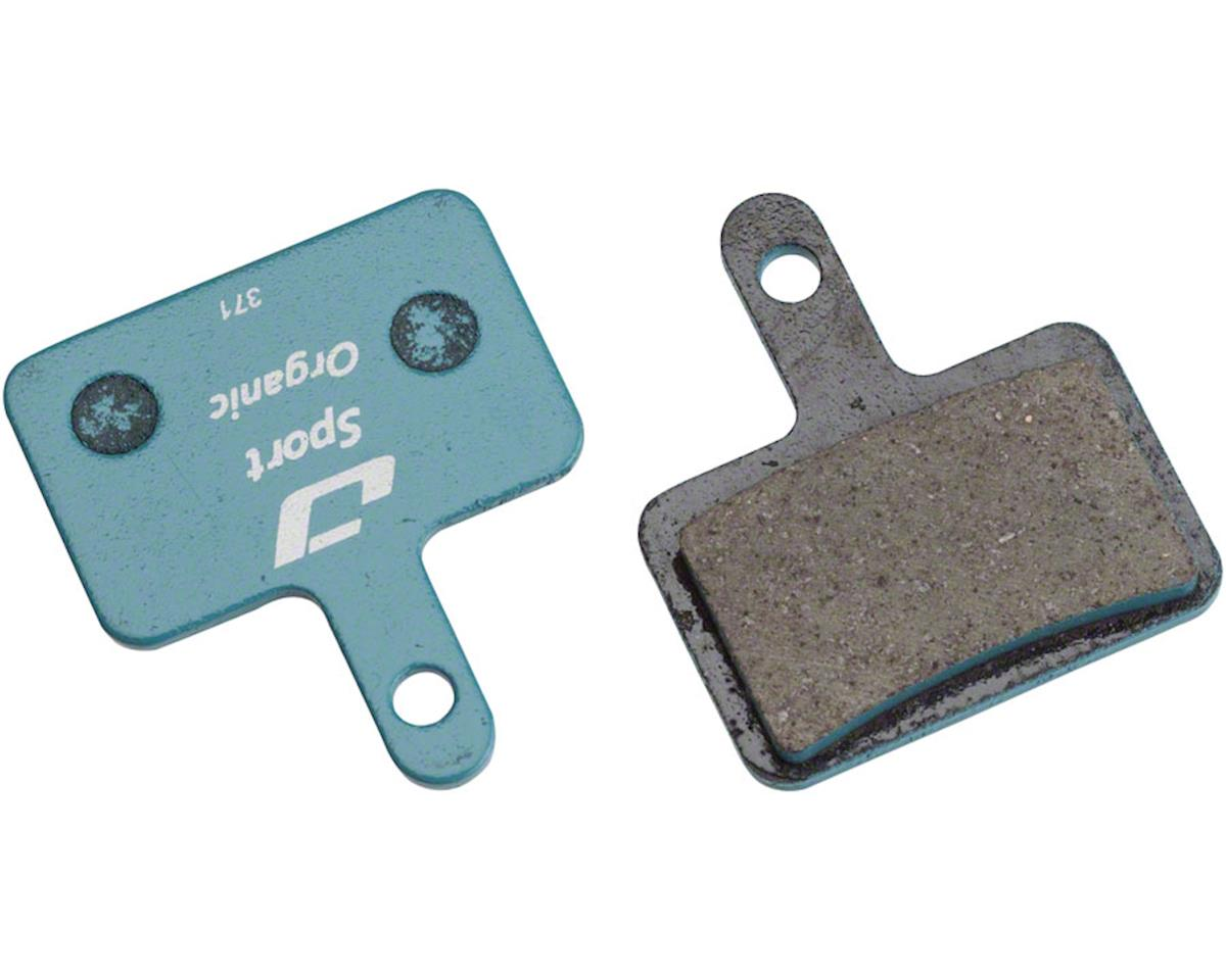 Jagwire Sport Organic Disc Brake Pads - For Shimano Acera M3050, Alivio M4050, a