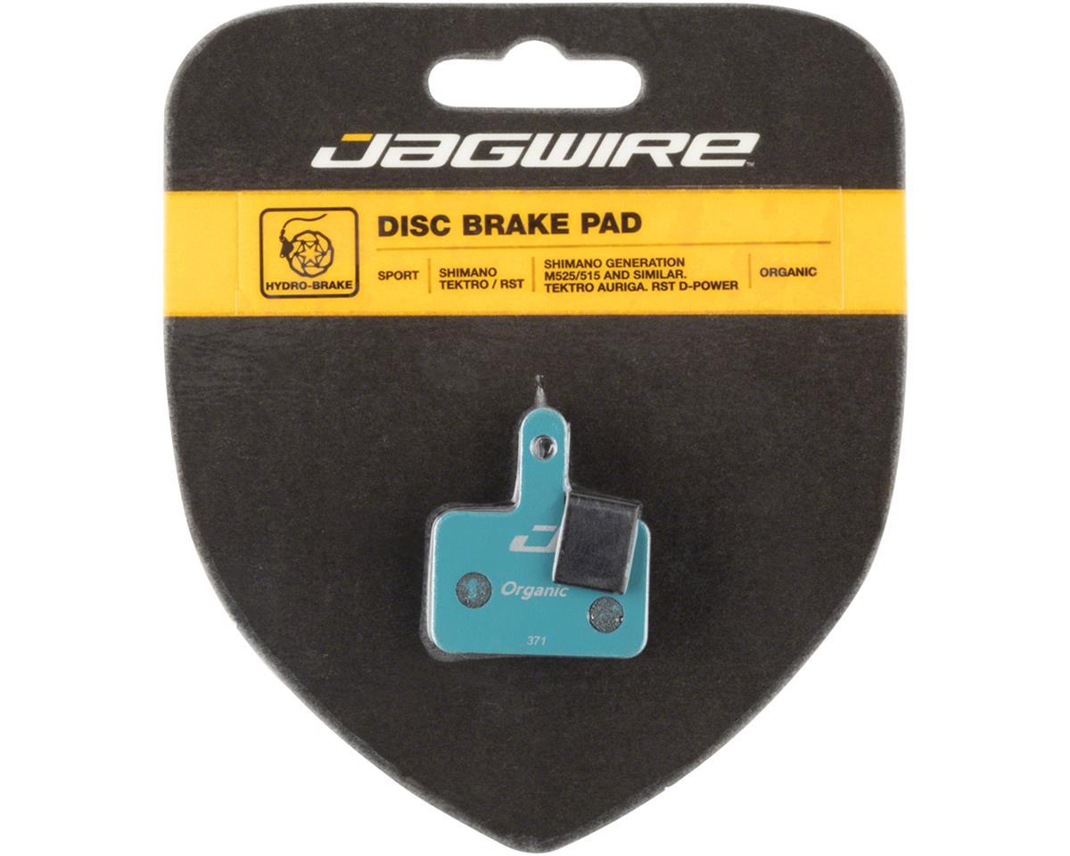 Jagwire Sport Organic Disc Brake Pads - For Shimano Acera M3050, Alivio M4050, a