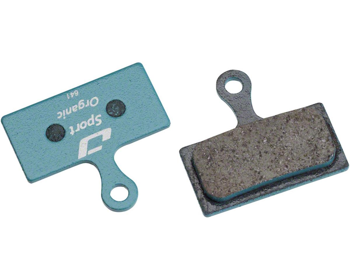 Jagwire Sport Organic Disc Brake Pads - For Shimano S700, M615, M6000, M785, M80