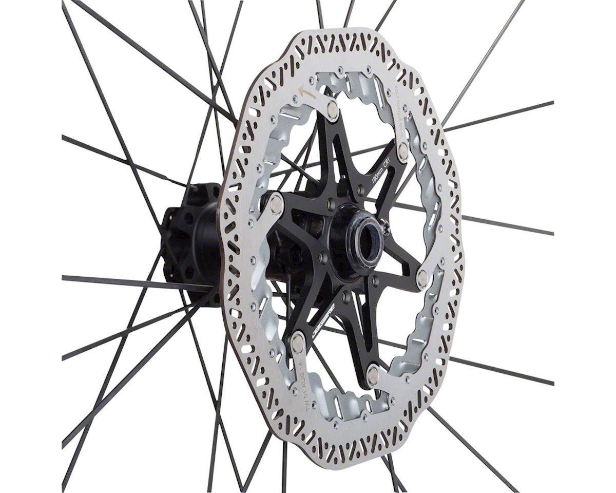 Jagwire Elite CR1 Vented Disc Brake Rotor 180mm