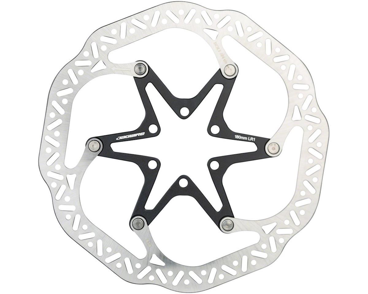 Jagwire Pro LR1 Disc Brake Rotor 180mm, 6-Bolt