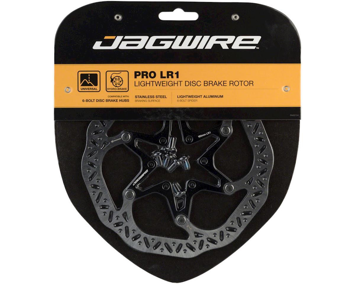 Jagwire Pro LR1 Disc Brake Rotor 160mm, 6-Bolt