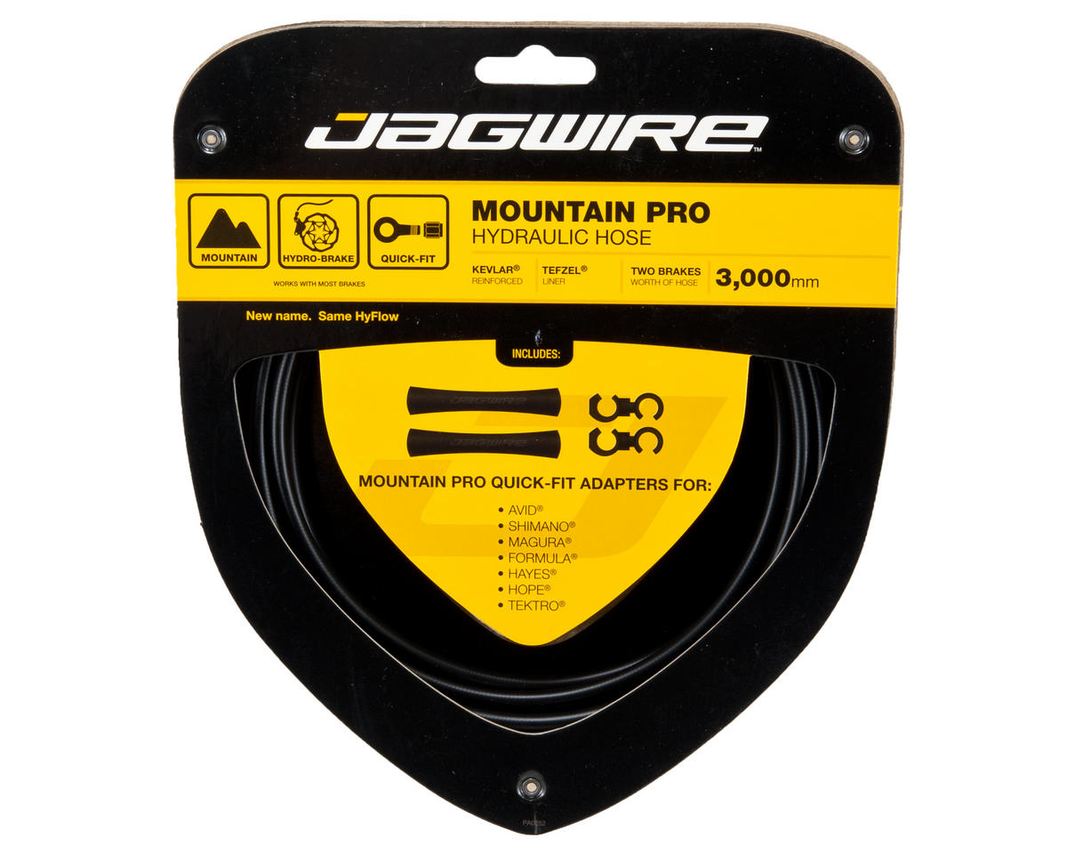 Image 3 for Jagwire Mountain Pro Disc Hose (3000mm) (Black)