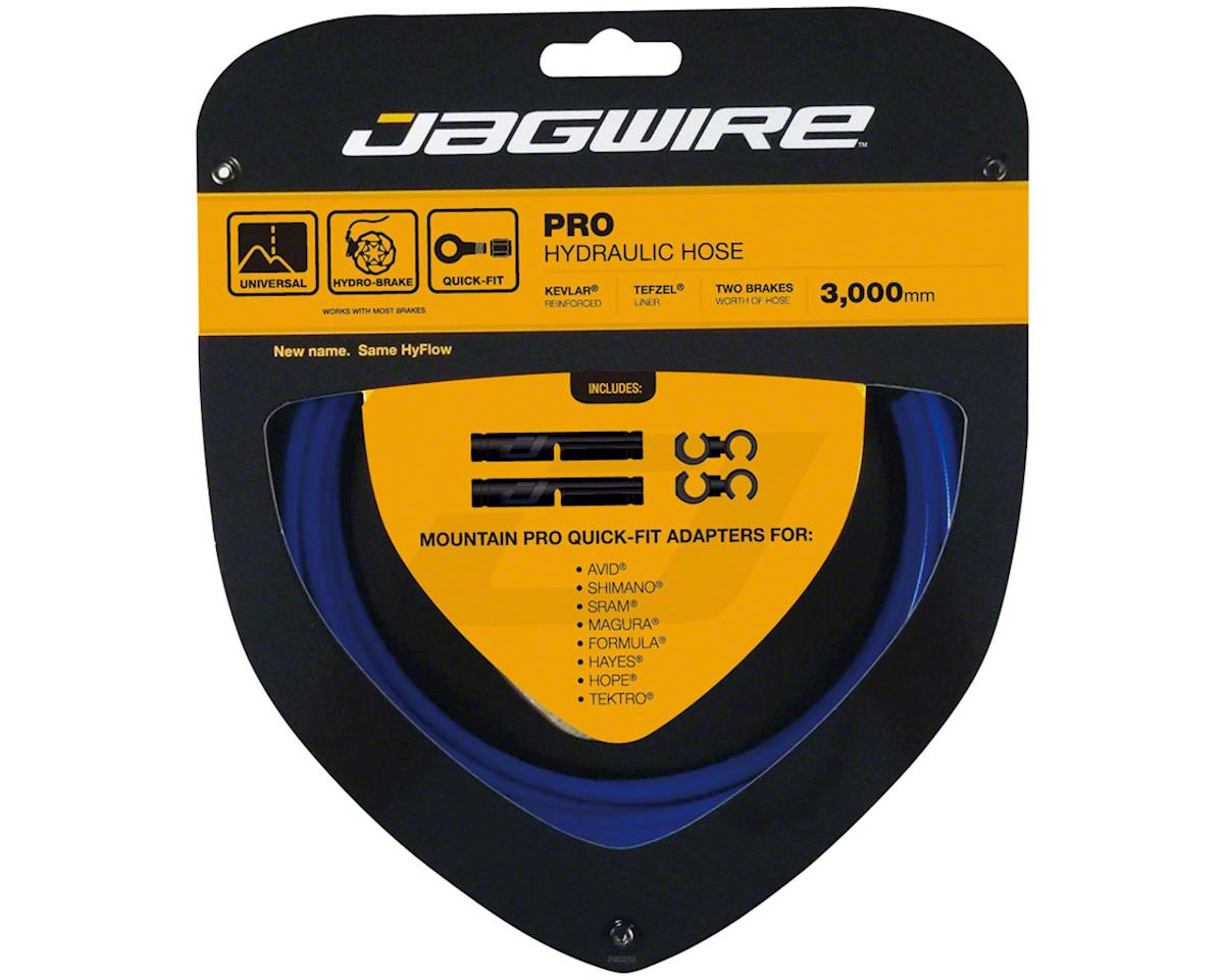 Jagwire Pro Hydraulic Disc Brake Hose Kit 3000mm, Blue
