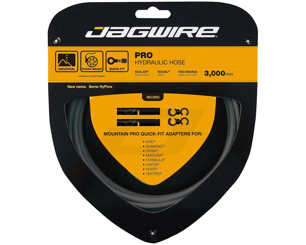 Jagwire Pro Universal Hydraulic Disc Brake Hose 3000mm, Ice Gray