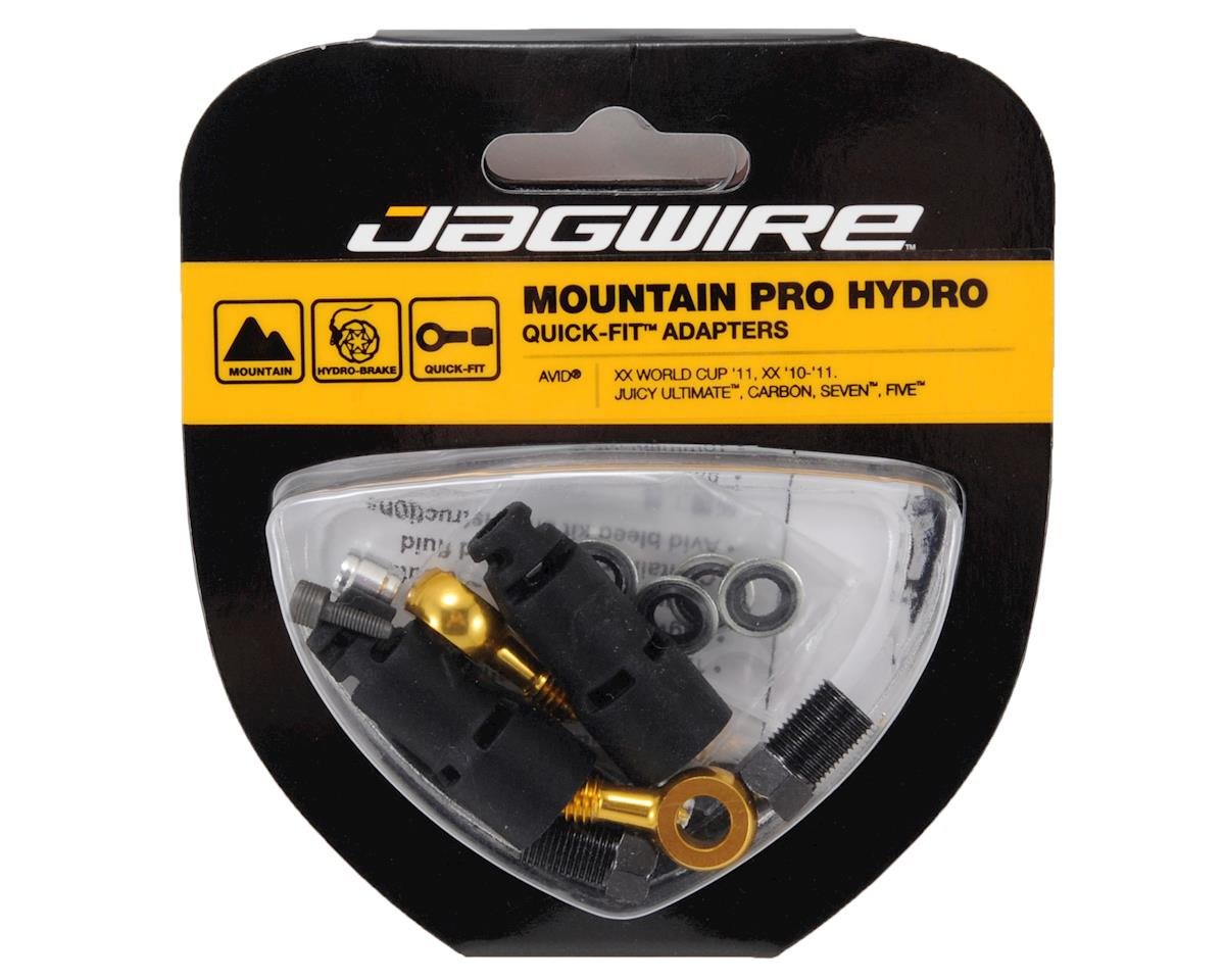 Jagwire Mountain Pro Quick-Fit Adapter Avid XX, Juicy Ultimate, Carbon, Seven