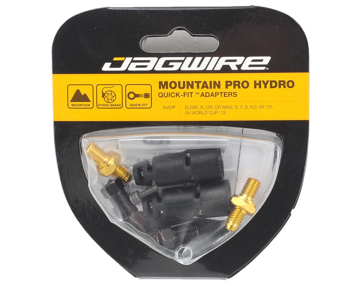 Jagwire Mountain Pro Quick-Fit Adapter (Avid Elixir)