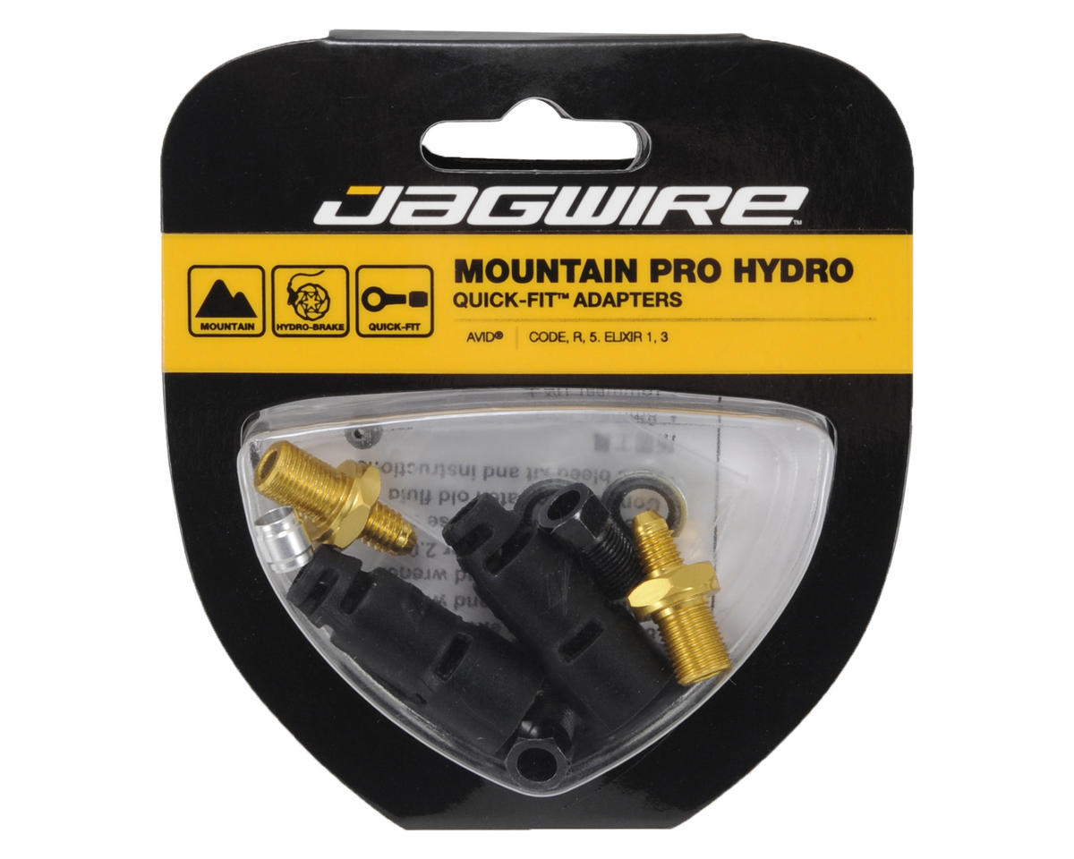 Jagwire Mountain Pro Quick-Fit Adapter Avid, Code 5, Code R, Elixir 1 and 3