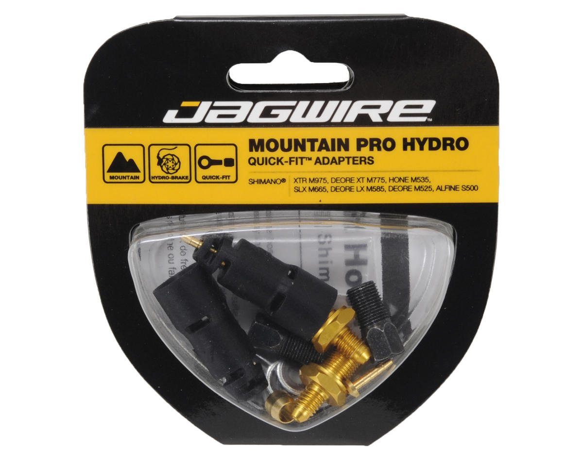 Image 2 for Jagwire Mountain Pro Quick-Fit Adapter Shimano XTR, XT, SLX, Deore
