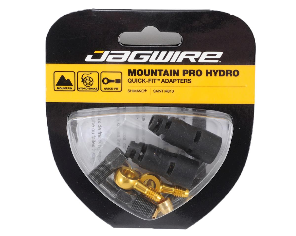 Jagwire Mountain Pro Quick-Fit Adapter for Shimano Saint M810