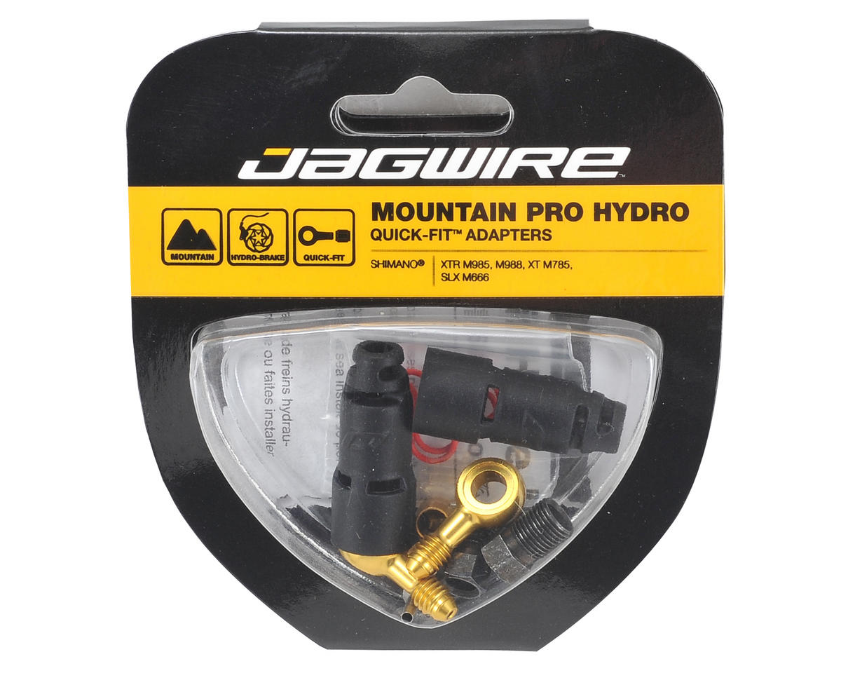 Jagwire Mountain Pro Quick-Fit Adapter (Shimano M985, M988, M785, M666)