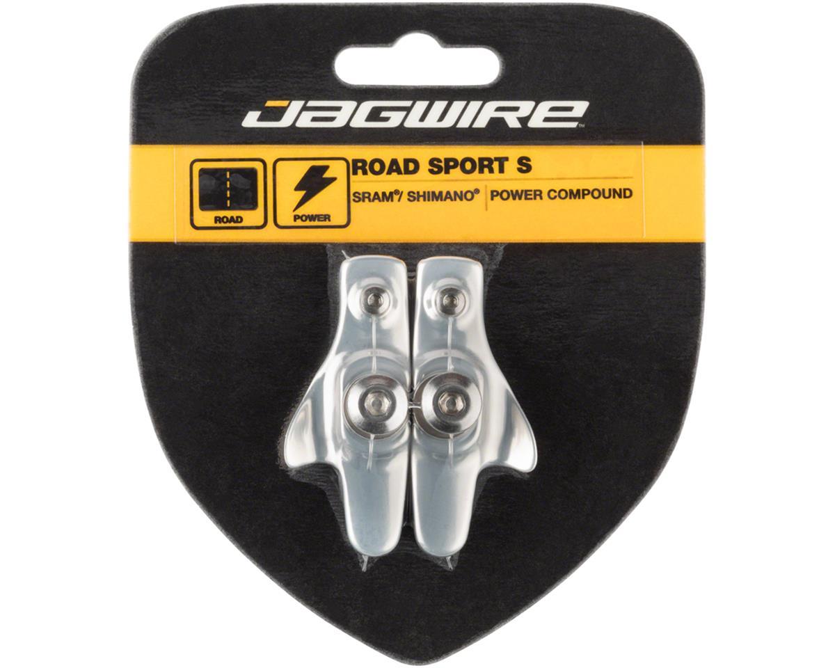 Jagwire Road Sport S Brake Pads SRAM/Shimano Silver