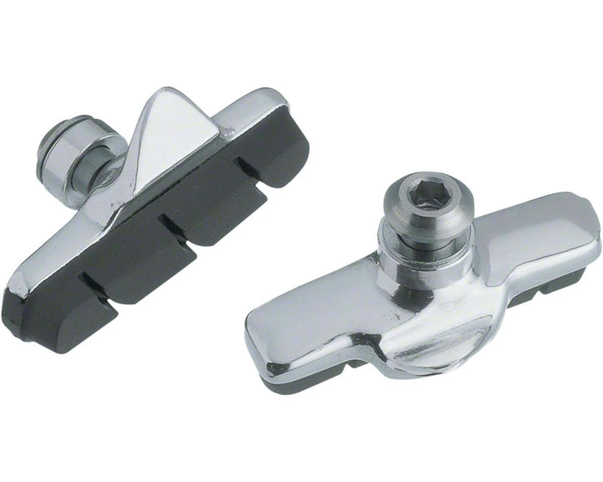 Jagwire Road Sport C Brake Pads Campagnolo Non-Skeleton, Silver