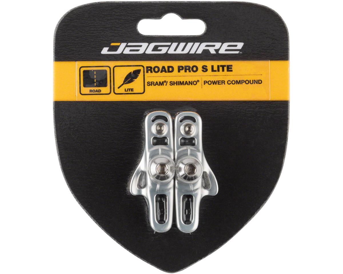Jagwire Road Pro S Brake Pads SRAM/Shimano, Silver
