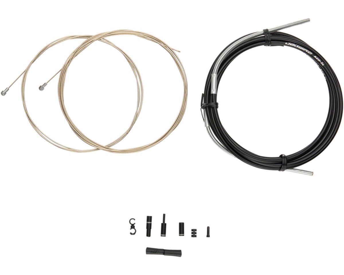 Jagwire Pro Brake Cable Kit Road SRAM/Shimano, Black