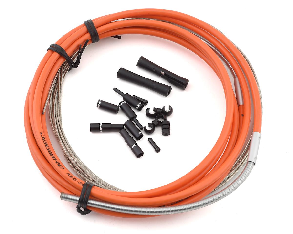 Jagwire Pro Brake Cable Kit Road SRAM/Shimano, Orange | relatedproducts