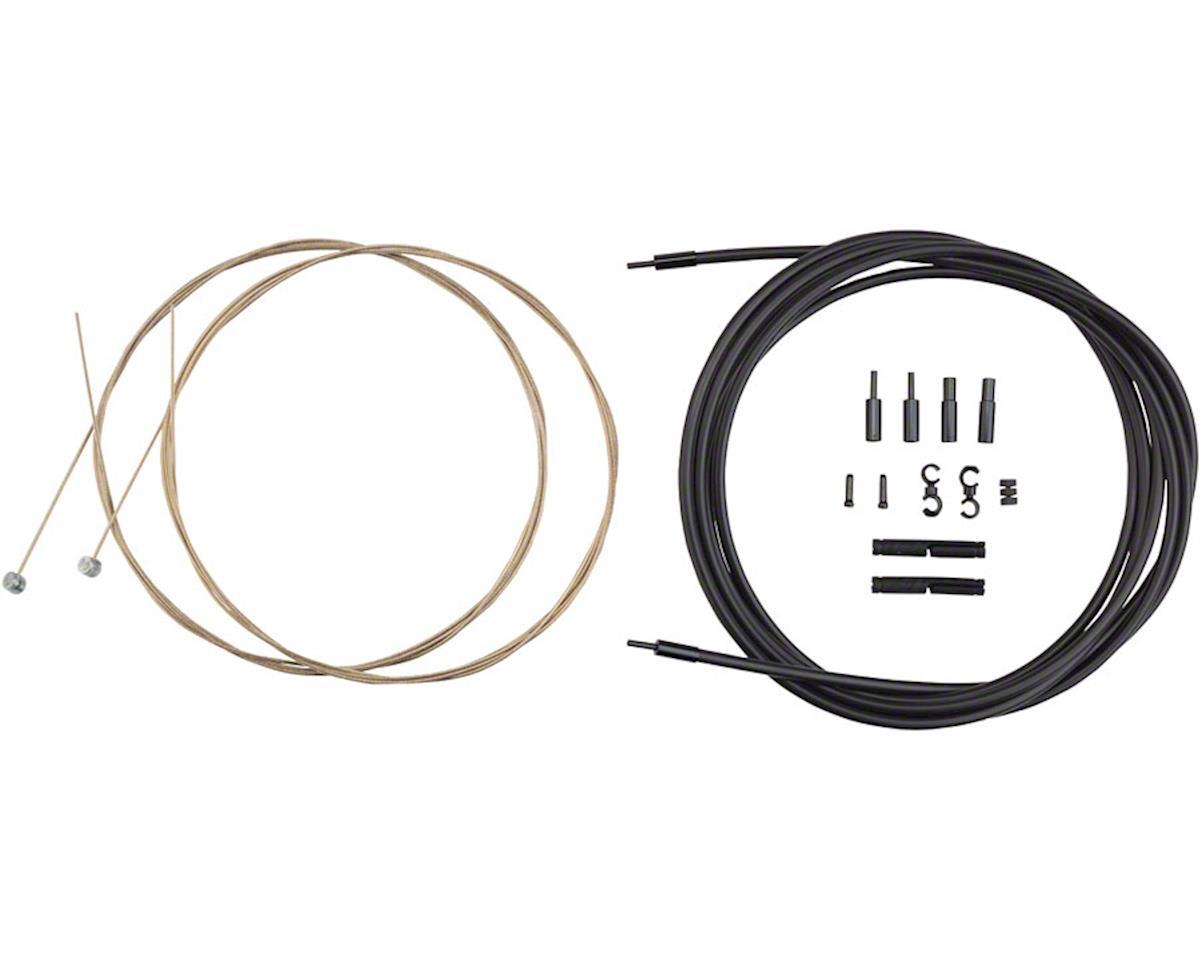 Jagwire Pro Brake Cable Kit Mountain SRAM/Shimano, Ice Gray