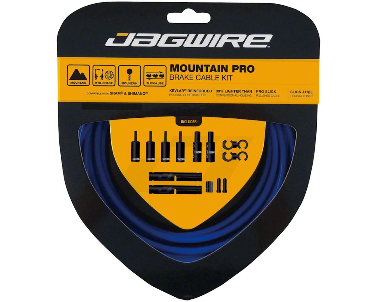 Jagwire Pro Brake Cable Kit Mountain SRAM/Shimano, SID Blue