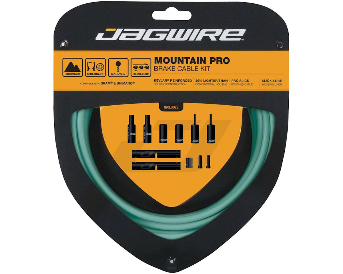 Jagwire Pro Brake Cable Kit Mountain SRAM/Shimano, Bianchi Celeste