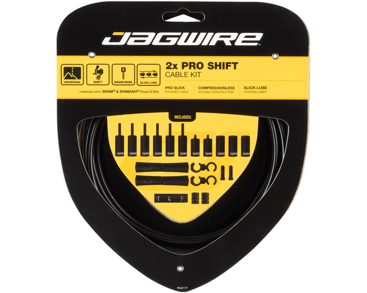 Jagwire Pro Shift Kit Road/Mountain SRAM/Shimano, Black