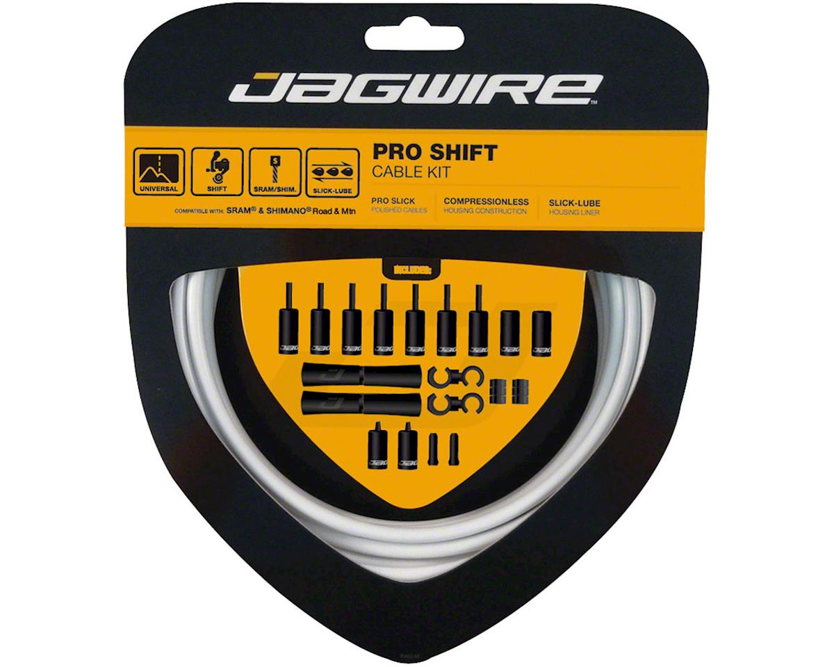 Jagwire Pro Shift Kit Road/Mountain SRAM/Shimano, White