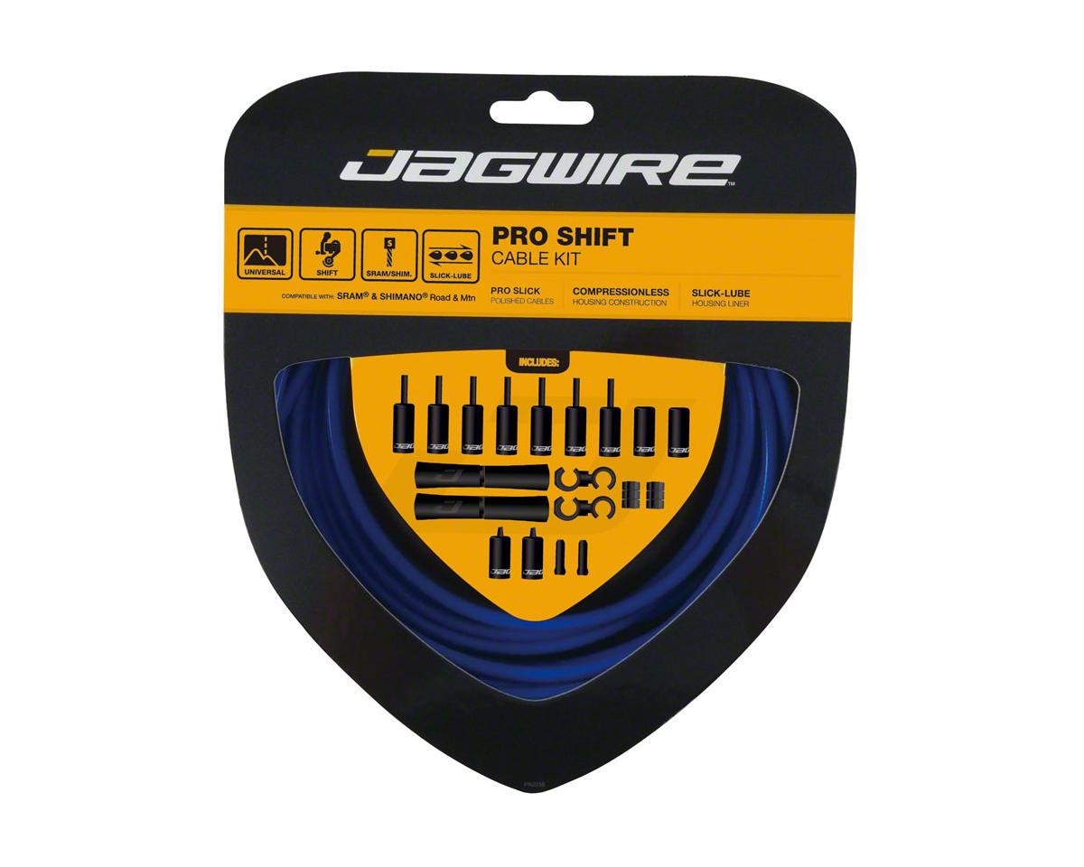 Jagwire Pro Shift Kit Road//Mountain SRAM//Shimano SID Blue