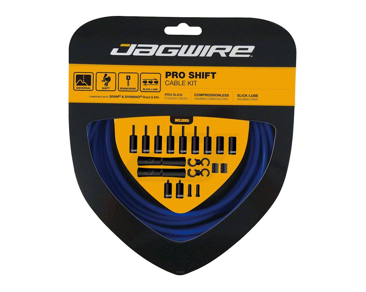 Jagwire Pro Shift Kit Road/Mountain SRAM/Shimano, SID Blue