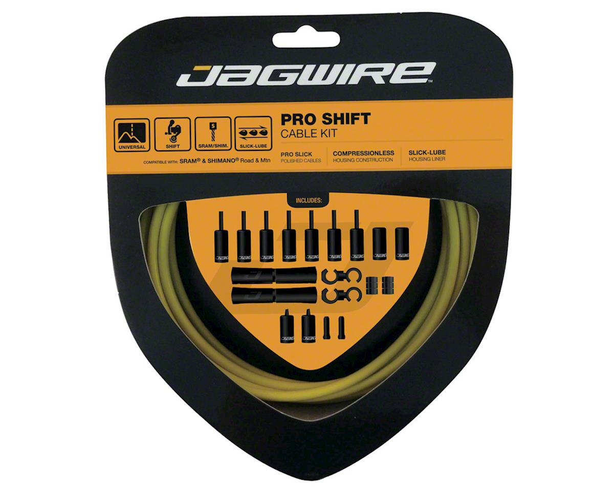 Jagwire Pro Shift Kit Road/Mountain SRAM/Shimano, Yellow