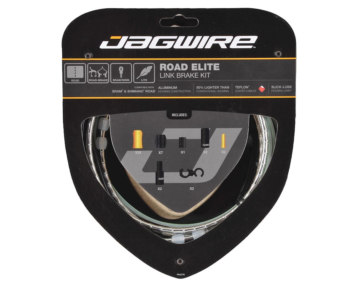 Jagwire Road Elite Link Brake Cable Kit (Silver)