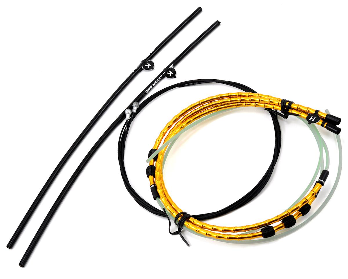 Jagwire Road Elite Link Shift Cable Kit (Gold)