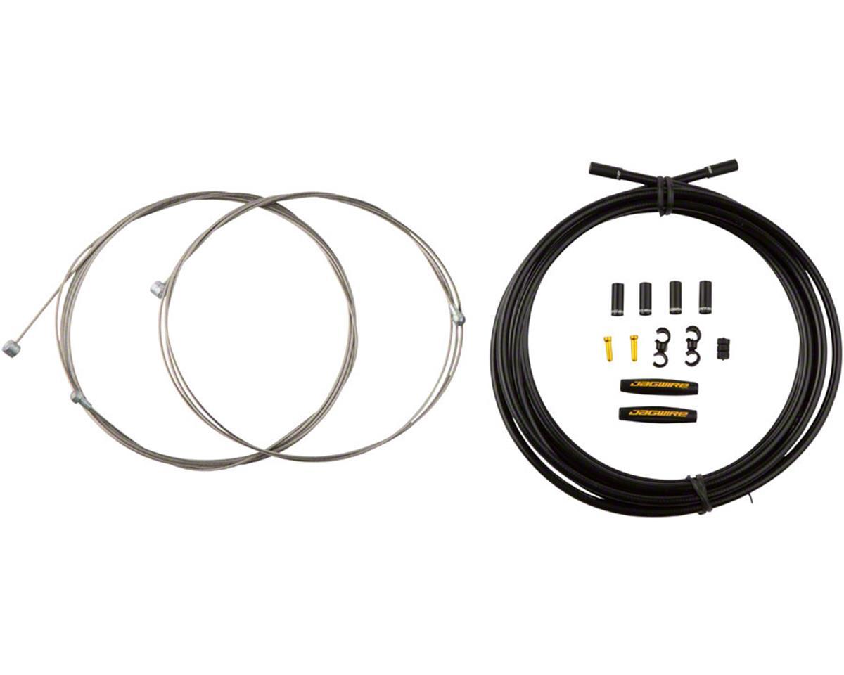 Jagwire Universal Sport Brake Cable Kit, Pink