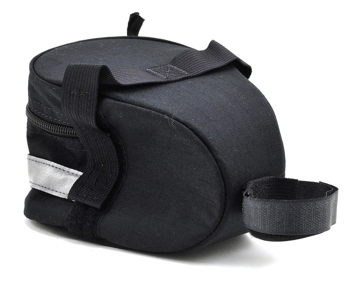 Jandd Mountain Wedge 1 Bike Saddle Bag (Black)