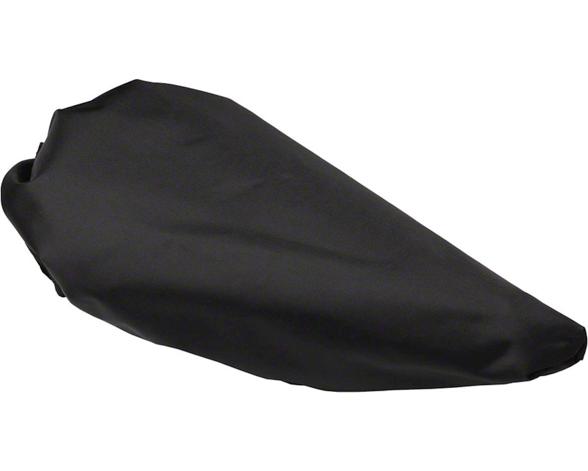 Saddle Cover Black Large