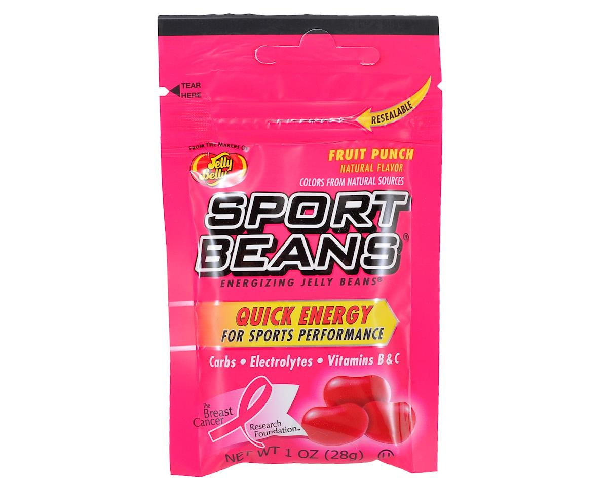 Jelly Belly Sport Beans 1oz Bag (Fruit Punch) (1 Single)