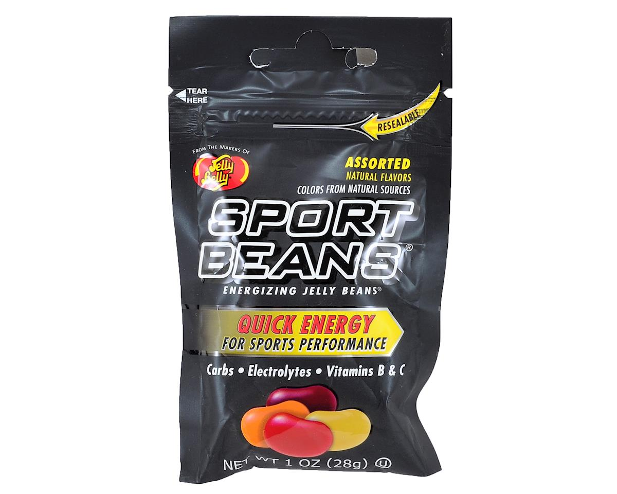 Jelly Belly Sport Beans 1oz Bag (Assorted) (1 Single)