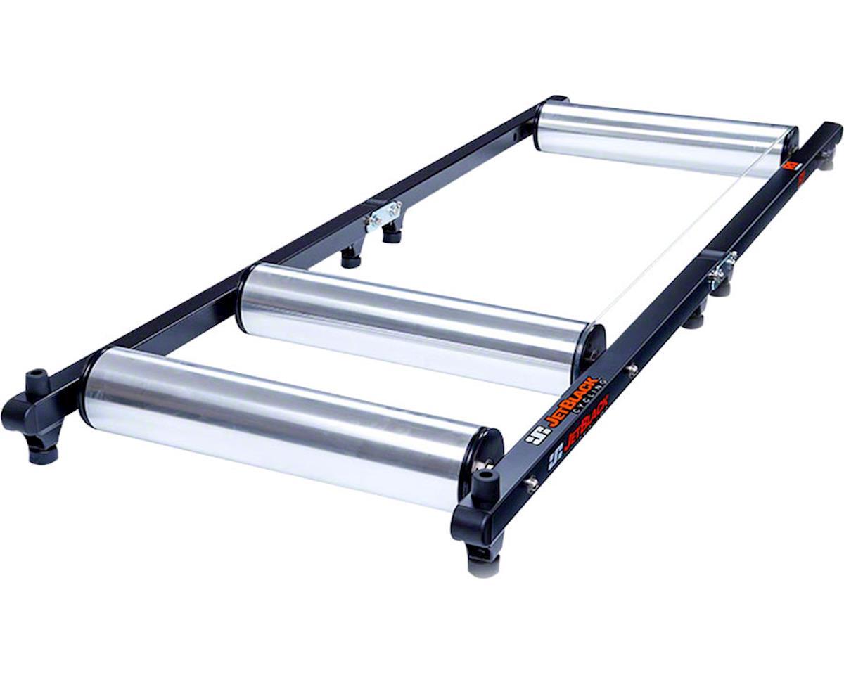 Jet Black R1 Aluminum Rollers: Includes Lite APP Program