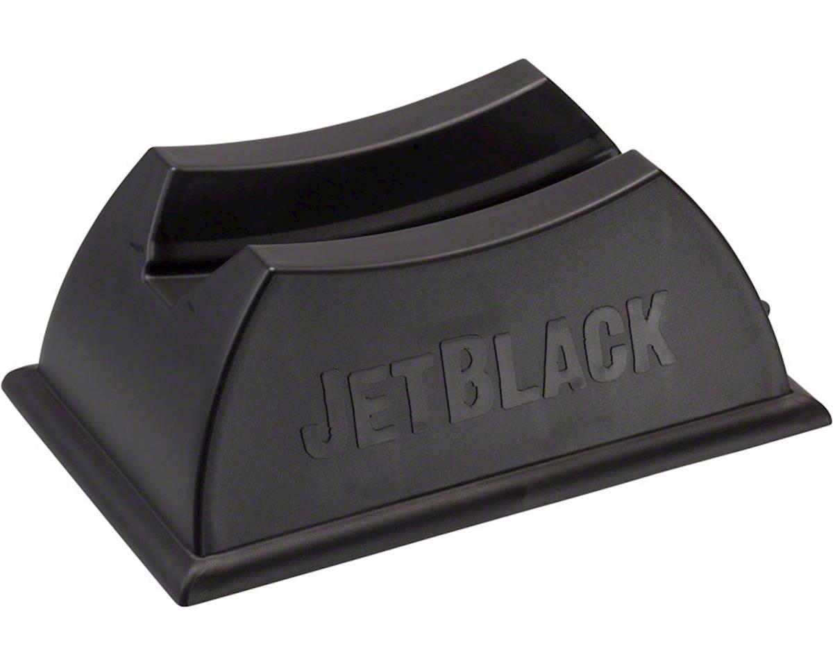 Jetblack Riser Block For Road and Mountain Bike (Black)