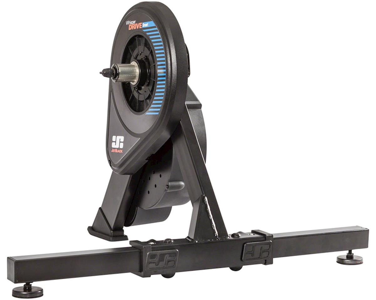 Jetblack Jet Black Whisperdrive Electromagnetic Smart Trainer