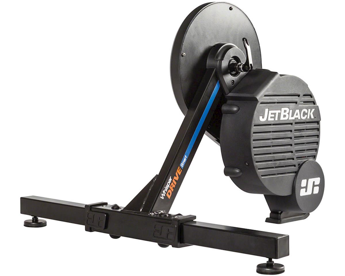 SCRATCH & DENT: Jetblack Jet Black Whisperdrive Electromagnetic Smart Trainer